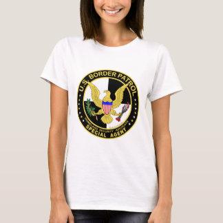 U.S. Agent spécial de patrouille de frontière T-shirt