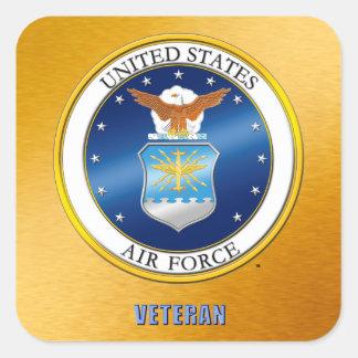 U.S. Autocollant de vétéran de l'Armée de l'Air
