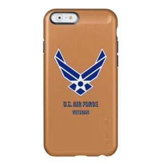U.S. Coque iphone de vétéran de l'Armée de l'Air