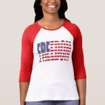 U.S. Drapeau de liberté T-shirts
