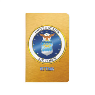 U.S. Journal de poche de vétéran de l'Armée de