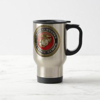 U.S. La Marine Corps (usmc) symbolise [3D] Mug De Voyage
