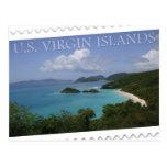 U.S. Les Îles Vierges - baie du tronc de St John Cartes Postales