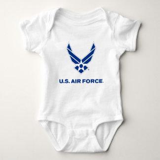 U.S. Logo de l'Armée de l'Air - bleu Body