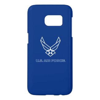 U.S. Logo de l'Armée de l'Air - bleu Coque Samsung Galaxy S7