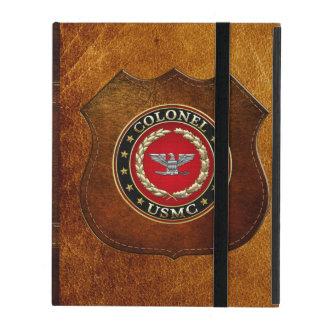 U.S. Marines : Colonel (Col d'usmc) [3D] Protection iPad