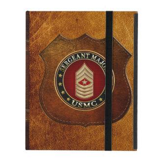 U.S. Marines : Commandant de sergent (usmc SgtMaj) Coque iPad
