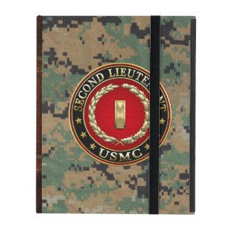U.S. Marines : Deuxième lieutenant (usmc 2ndLt) Coque iPad