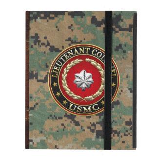 U.S. Marines : Lieutenant-colonel (usmc LtCol) Coque iPad