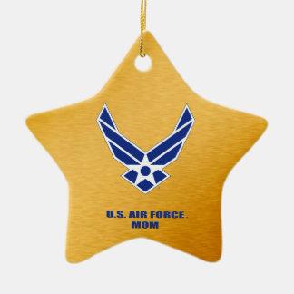 U.S. Ornement en céramique de maman de l'Armée de