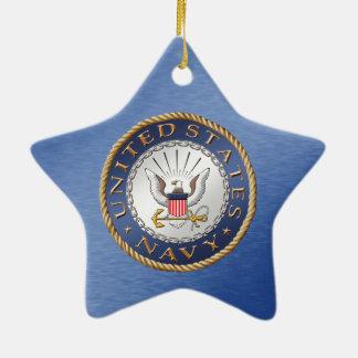 U.S. Ornement en céramique de marine