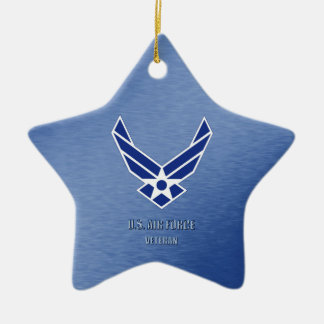 U.S. Ornement en céramique de vétéran de l'Armée