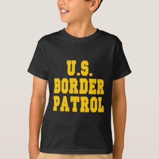 U.S. PATROUILLE de FRONTIÈRE (v174) T-shirt