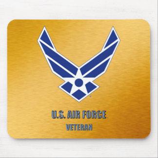 U.S. Vétéran Mousepad de l'Armée de l'Air Tapis De Souris