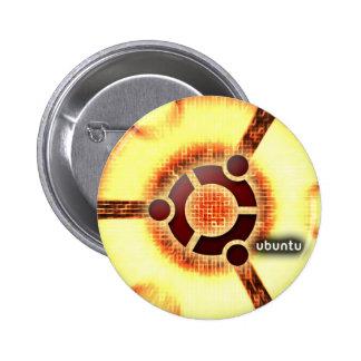 Ubuntu Badges Avec Agrafe