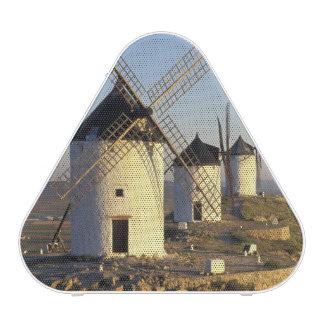 UE, Espagne, La Mancha, Consuegra. Moulins à vent Haut-parleur Bluetooth