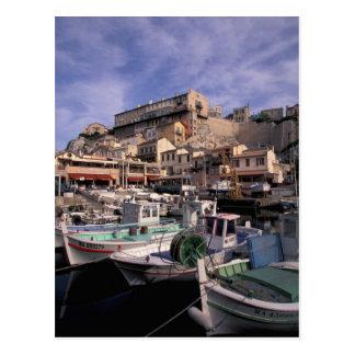 UE, France, Provence, Bouches, du, le Rhône, 2 Carte Postale
