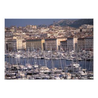 UE, France, Provence, Bouches, du, le Rhône, 7 Impressions Photographiques