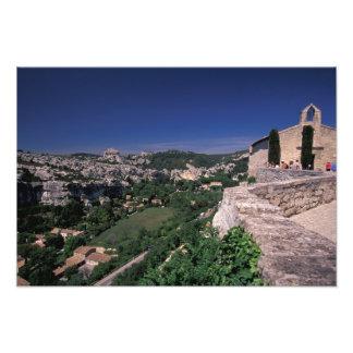 UE France Provence Bouches du le Rhône Les Tirage Photo