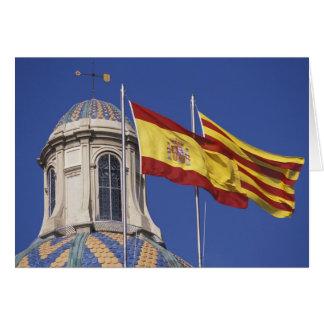 UE, La Generalitat. de l'Espagne, Catalogne, Carte De Vœux
