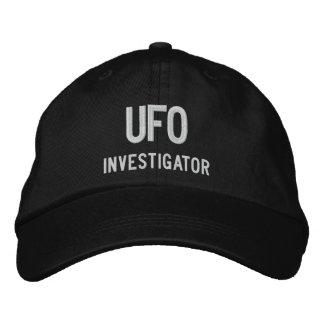 UFO, investigateur Casquette Brodée