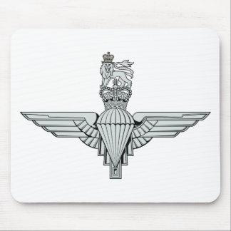 UK Para badge Tapis De Souris