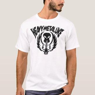 Uke de métaux lourds t-shirts