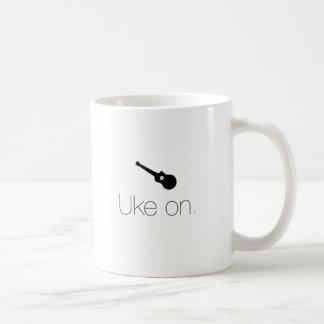 Uke dessus mug