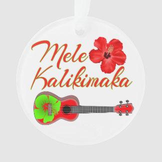 Ukulélé de Mele Kalikimaka