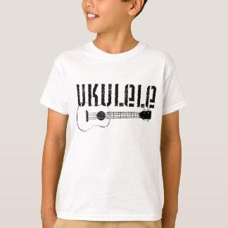 Ukulélé fraîche t-shirt