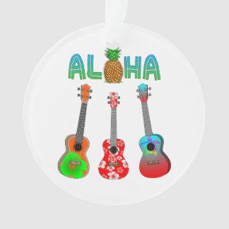 Ukulélé hawaïenne Aloha Hawaï