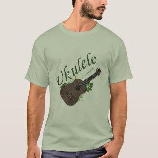 Ukulélé-Son une pièce en t 2 de mode de vie T-shirt