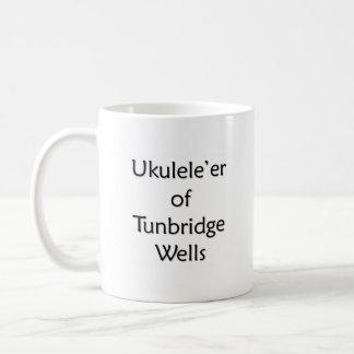 Ukulele'r des puits de Tunbridge Mug
