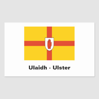 Ulster - autocollant