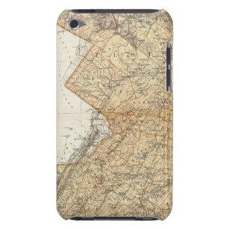 Ulster, Comtés d'Orange Coque iPod Touch Case-Mate
