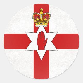 Ulster Sticker Rond