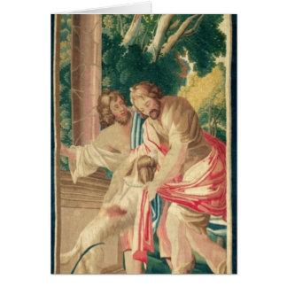 Ulysse a accompagné de Telemachus Cartes
