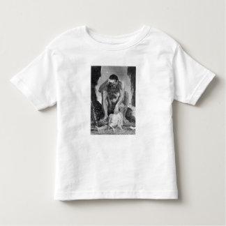 Ulysse échappant de Polyphemus aux cyclopes T-shirt Pour Les Tous Petits