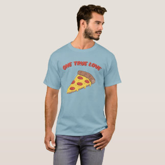 Un amour vrai : Pizza T-shirt