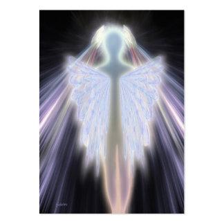 Un ange lui obtient des ailes carte de visite grand format
