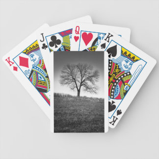 Un arbre jeu de cartes