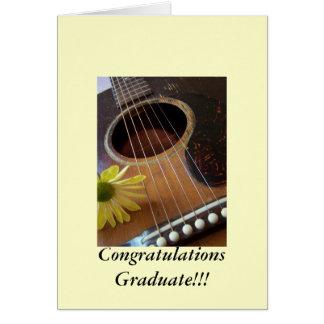 Un autre diplômé de félicitations ! ! ! carte de vœux