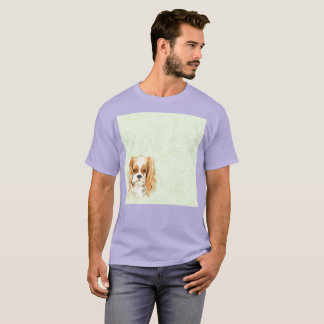 Un autre T-shirt rare d'aquarelle triste de gauche
