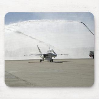 Un avion F-18 Tapis De Souris