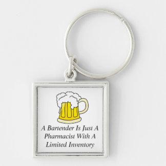 Un barman est juste un pharmacien porte-clés