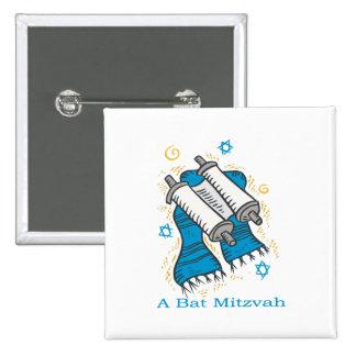 Un bat mitzvah pin's