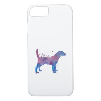 Un beagle coque iPhone 7