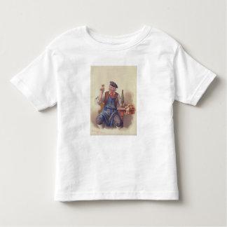 Un bon cru t-shirt pour les tous petits