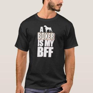 Un boxeur est mon BFF T-shirt