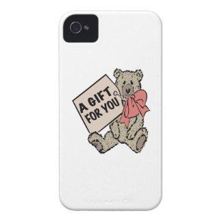 Un cadeau pour vous coque Case-Mate iPhone 4